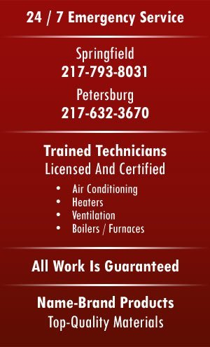 Heating And Cooling - Springfield, IL - Collins Plumbing Heating & Cooling