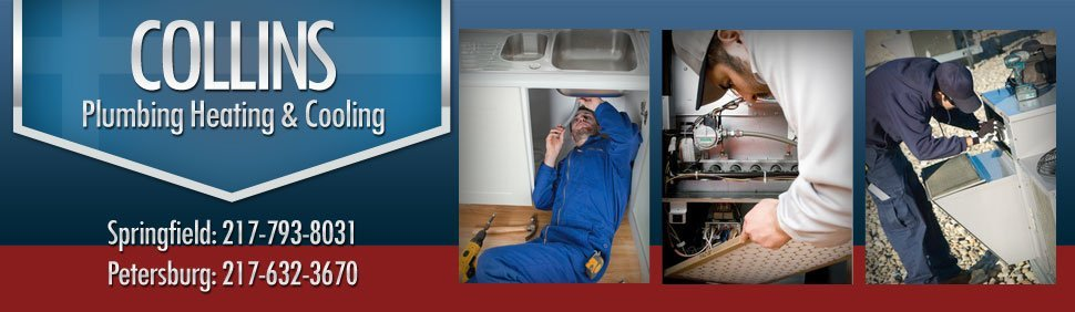 Collins Plumbing Heating & Cooling - Plumbing | Heating | Cooling - Springfield, IL