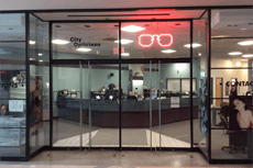 City Opticians storefront