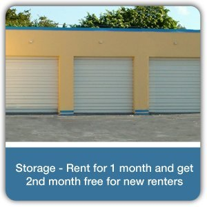 Storage Units - Somerville, AL - Johnston's Collision Repair - Storage - Rent for 1 month and get 2nd month free for new renters