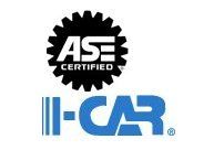 ASE and ICAR Logo