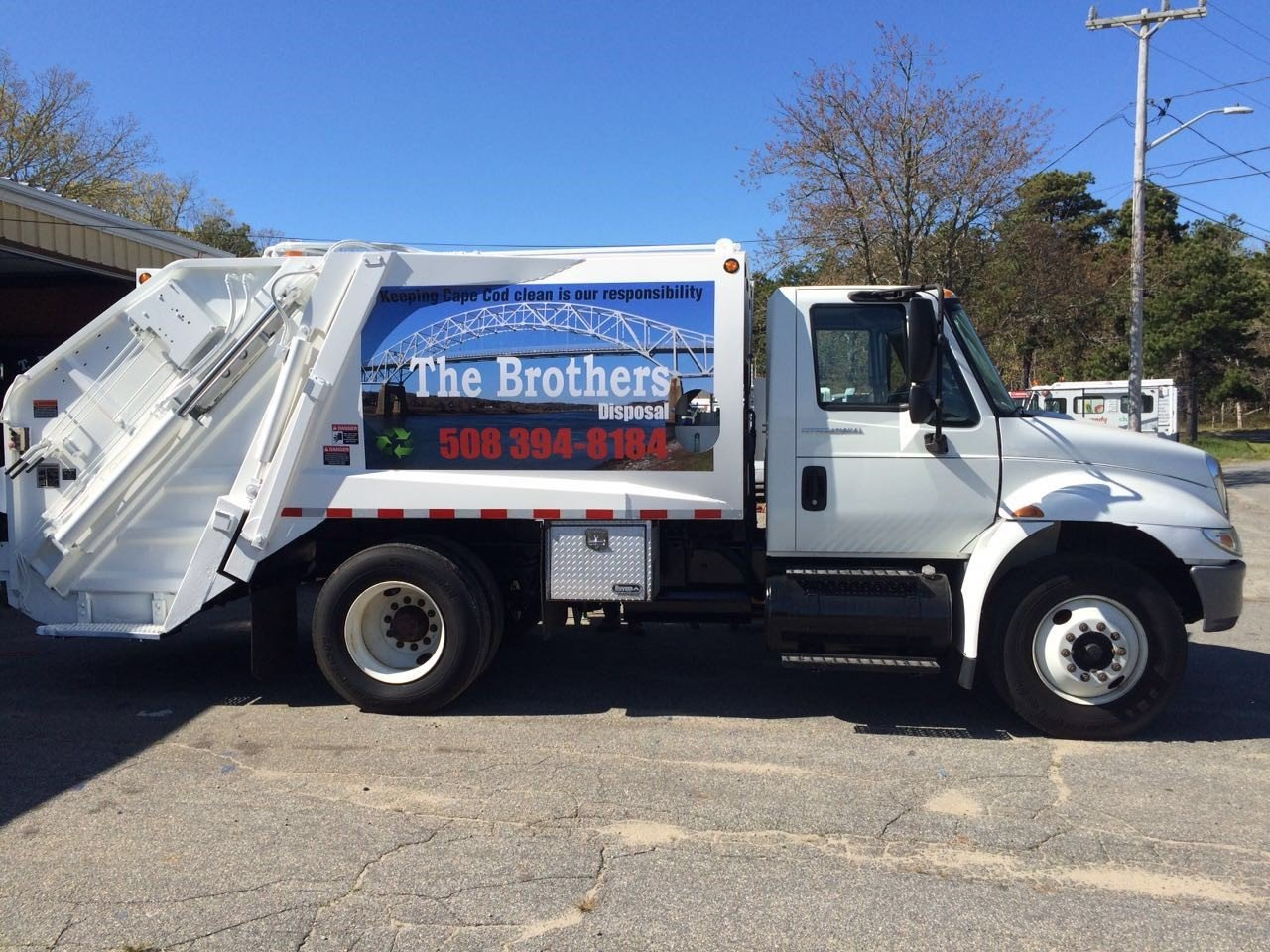 The Brother Disposal Garbage Disposal South Dennis Ma