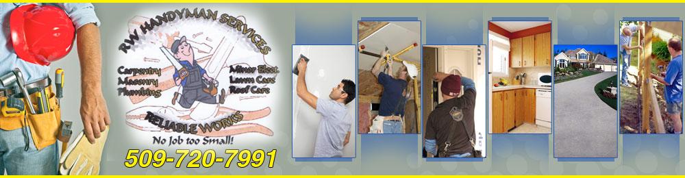 General Contractor - Spokane, WA - RW Handyman Services