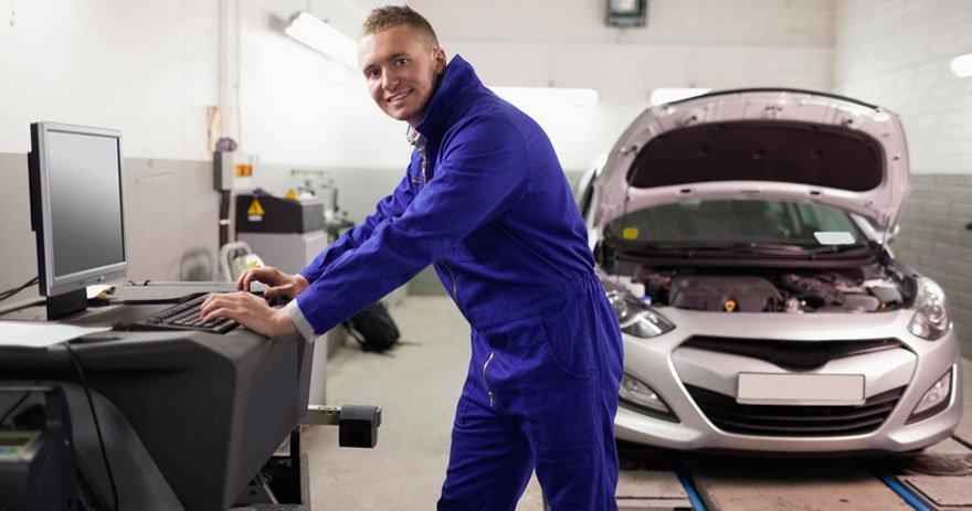 Emission repair services