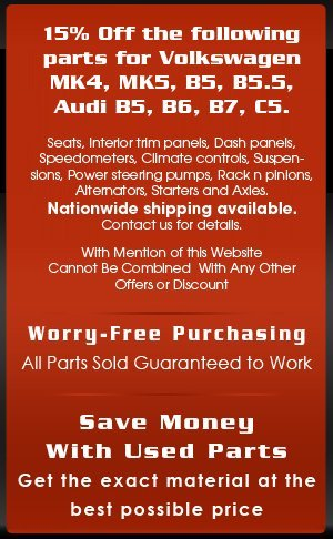 Discount Car Parts - Sun Valley, CA - A & M Import Auto Dismantling
