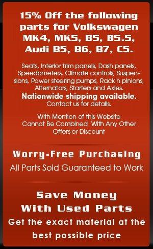 Auto Repairs - Sun Valley, CA - A & M Import Auto Dismantling