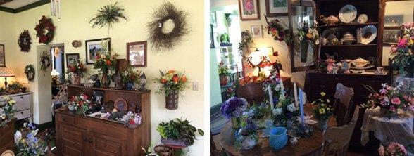 Floral Arrangements - Quarryville, PA - Erma's Flowers & Antiques - Looking For An Unique Floral Design? Contact Erma's Flowers & Antiques At 717-786-2512.