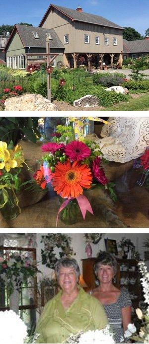 Store Front | Flower Delivery - Erma's Flowers & Antiques - Quarryville, PA - Looking For An Unique Floral Design? Contact Erma's Flowers & Antiques At 717-786-2512.
