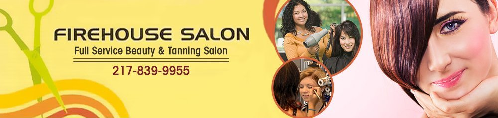 Beauty Salon - Gillespie, IL - Firehouse Salon