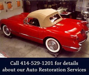 Classic Car Restoration - Milwaukee, WI - Perfection Auto Trim, Inc. - Call 414-529-1201 for details about our Auto Restoration Services