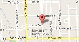 Fortman's Crescent Linen Service 223 N Market St  Van Wert, OH 45891