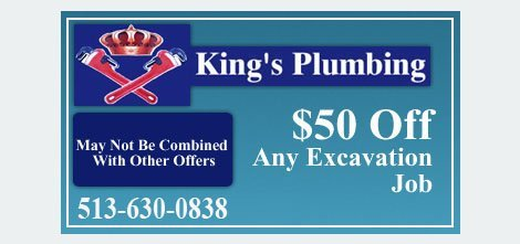 King's Plumbing Coupons - West Chester, OH