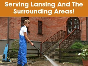Lansing, MI Power Washing Company - DC Duz It Powerwashing