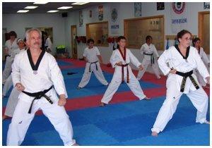 Taekwondo Programs    Harwood Heights, IL   Ong Taekwondo Academy    773-763-9200