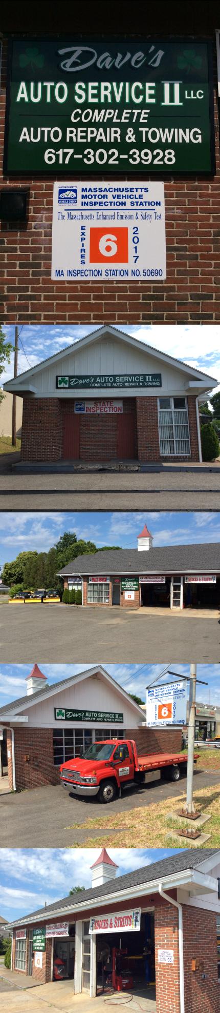 Dave's Auto Service - 2, Squantum | Quincy, MA - Dave's Auto Service Inc.