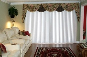 drapery and blinds