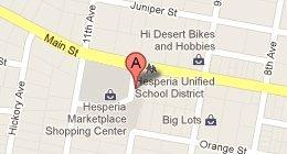 China Palace Restaurant 15555 Main St., Ste #F Hesperia, CA 92345