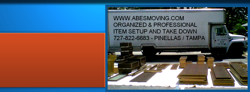 Furniture | Largo, FL | A Abe's Integrity Moving | 727-446-6683