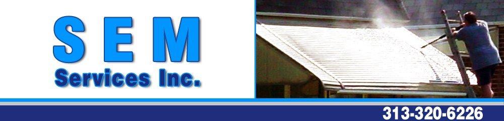Maintenance Services - Taylor, MI - S E M Services Inc.