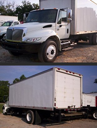 Box Van Truck | Shawnee, OK  | Stewart Wholesale Co Inc | 800-256-3779