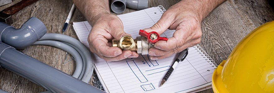 Plumbing for new constructions