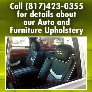 Auto Upholstery Fort Worth, TX ( Texas ) - Teocal\'s Upholstery