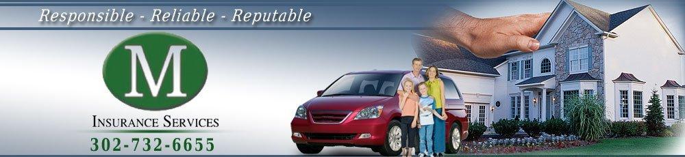 Insurance Agency - Dagsboro, DE - M Insurance Services