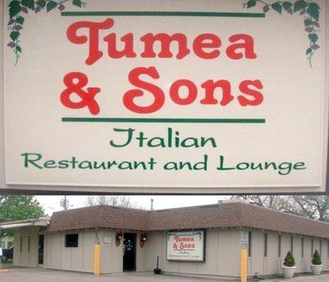 Tumea & Sons restaurant