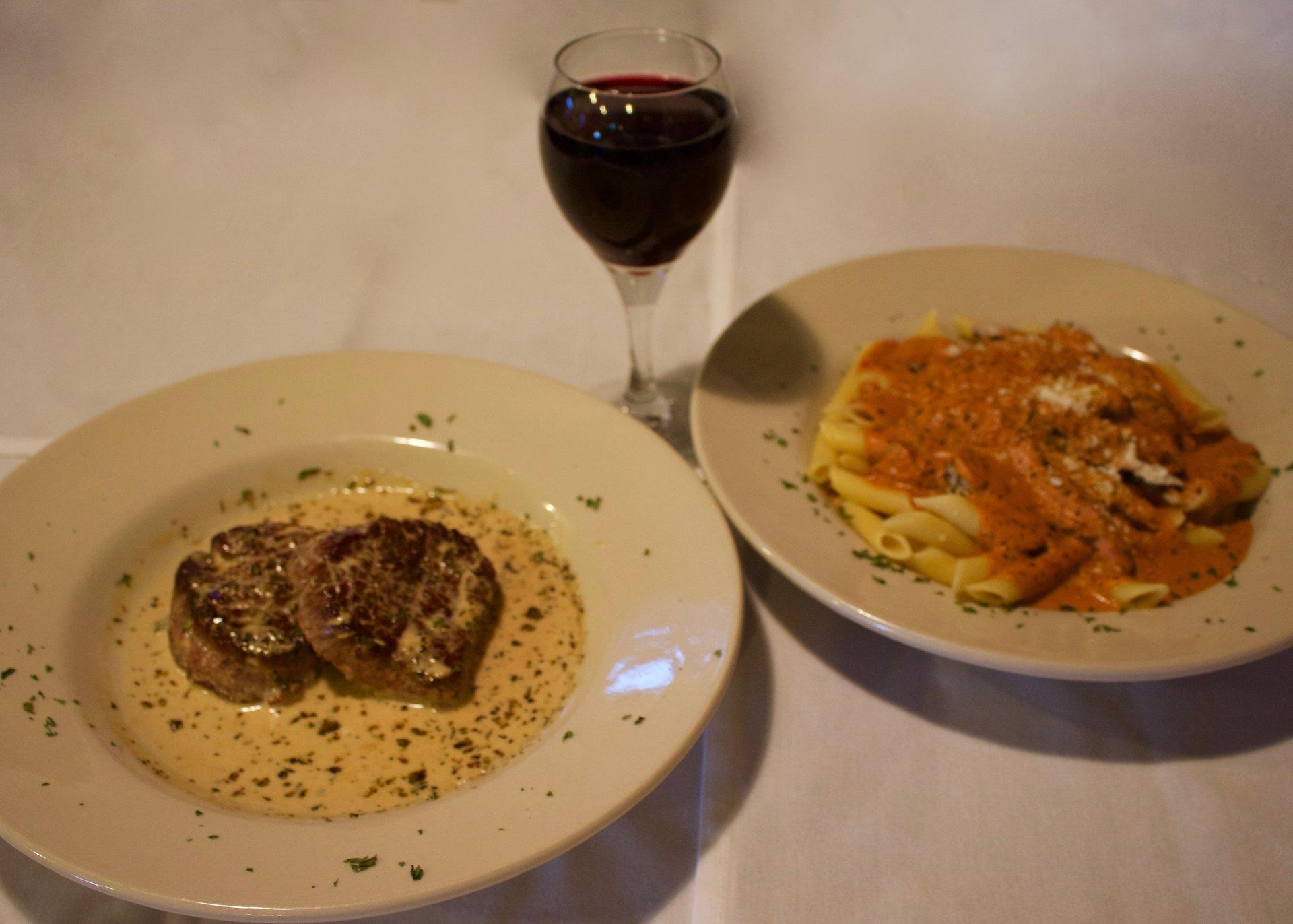 Tumea Sons Restaurant Italian Cuisine Des Moines Ia