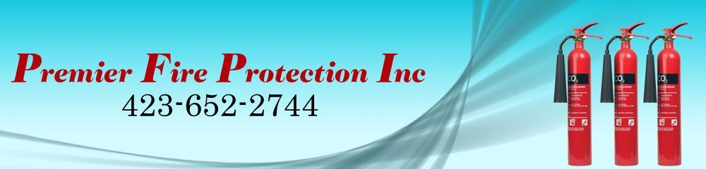 Fire Extinguishers - Bristol, TN - Premier Fire Protection Inc.