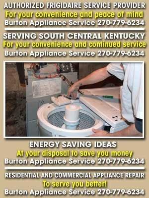 Burton Appliance Service - Appliance Repair  - Bowling Green, KY