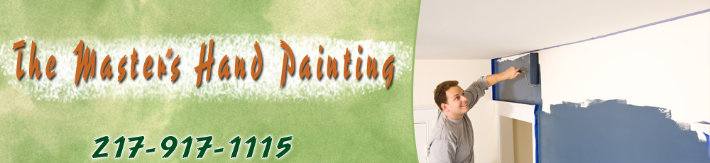 Interior Painting - Central, IL - The Master's Hand Painting