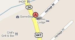 Middle Georgia Pediatrics - 2938 Heritage Rd. Ste A Milledgeville, GA 31061