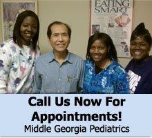 Pediatrician - Macon, GA - Middle Georgia Pediatrics