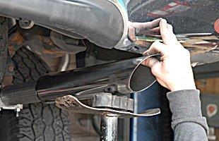Custom Exhaust Service