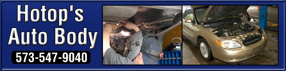 Auto Body Repair - Perryville, MO - Hotop's Auto Body