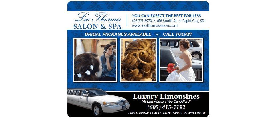 Luxury Limousines - Rapid City, SD - Leo Thomas Salon and Luxury Limousines