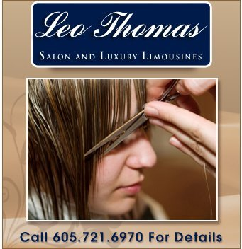 Salon & Spa - Rapid City, SD - Leo Thomas Salon and Luxury Limousines - Call 605.721.6970 For Details