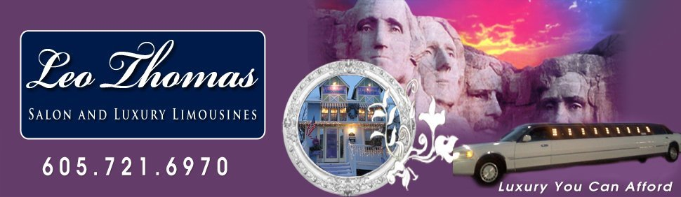 Full Service Salon of Rapid City - Rapid City, SD - Leo Thomas Salon and Luxury Limousines