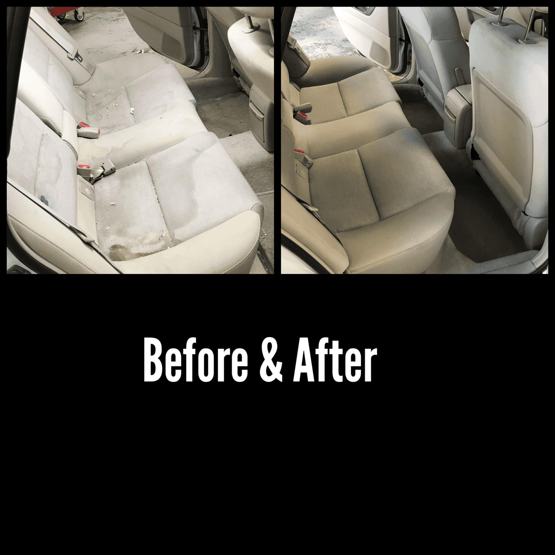 Interior Car Detailing Midland Tx: Auto Detailing Services