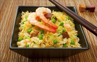Delicious chinese cuisine
