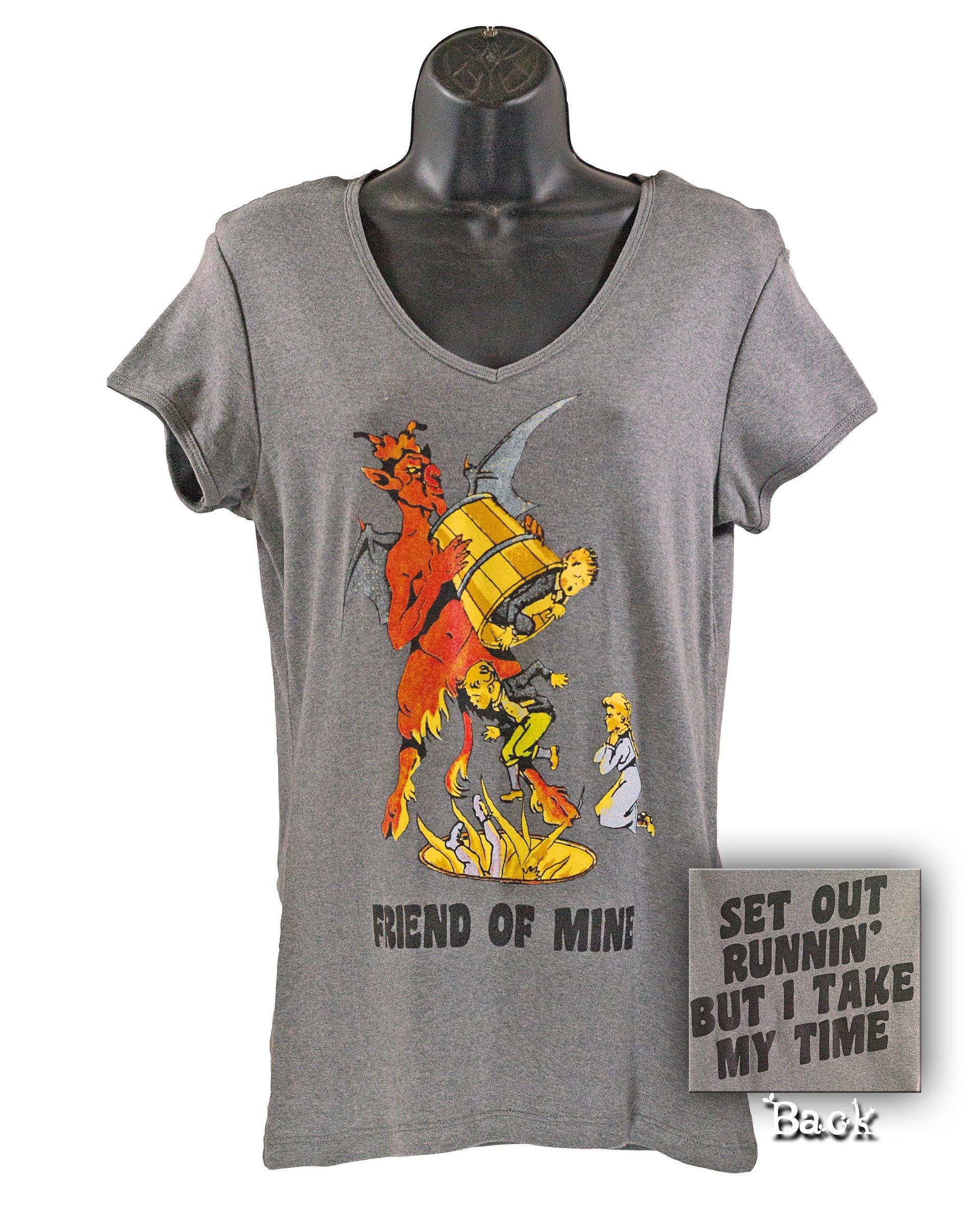 Friend Of Mine Short Sleeve Women's T-shirt
