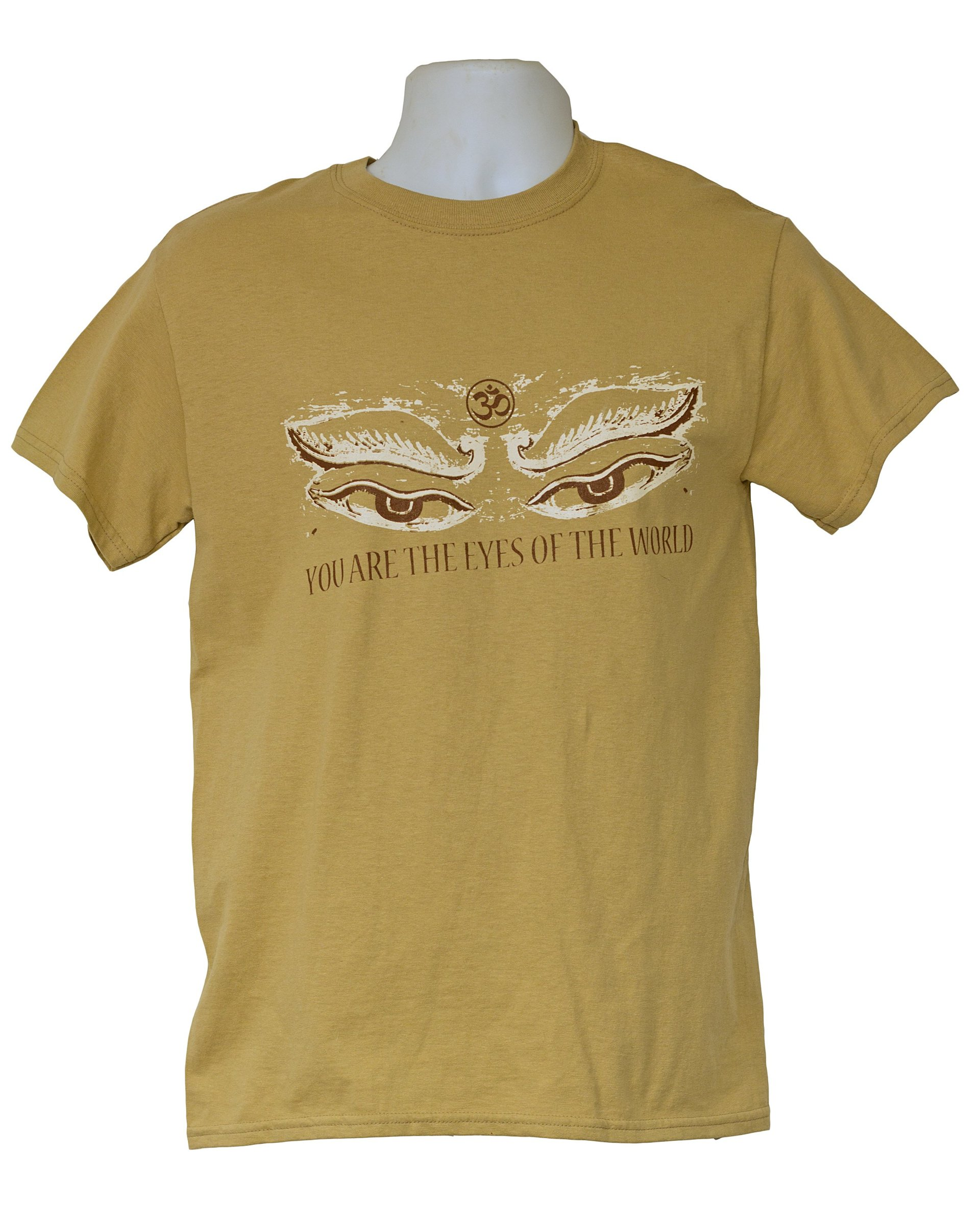 You are the Eyes of the World Short Sleeve Men's T-Shirt