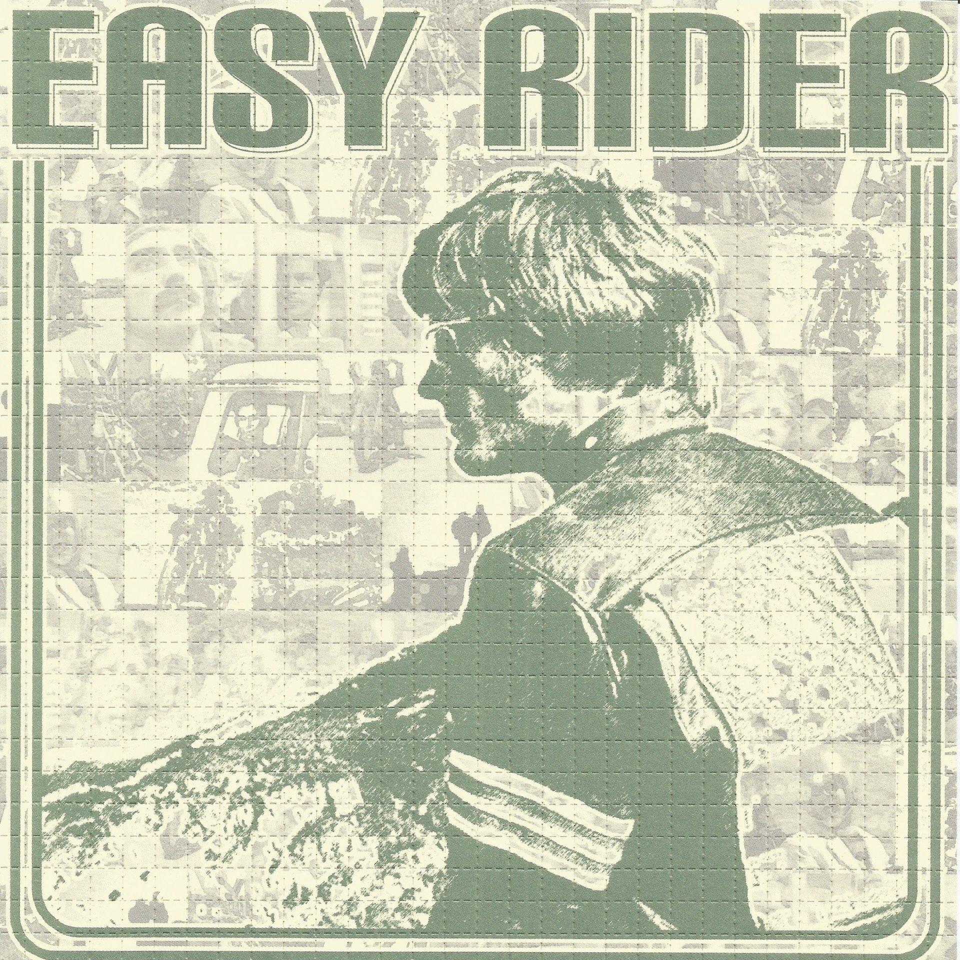 Easy Rider (Light) Blotter