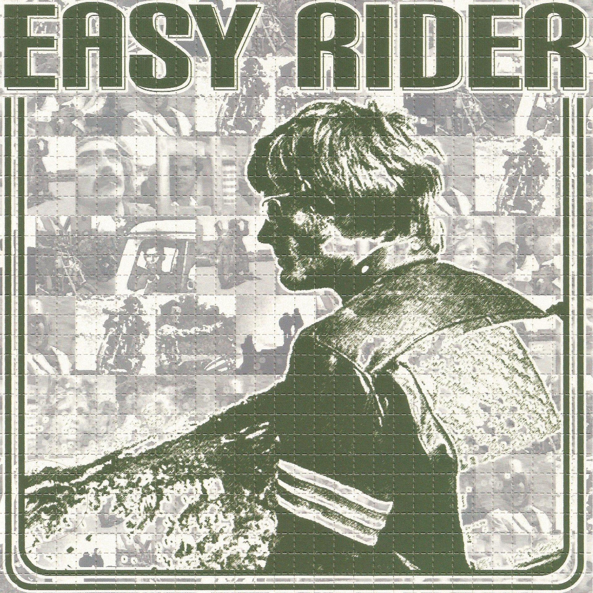 Easy Rider (Dark) Blotter