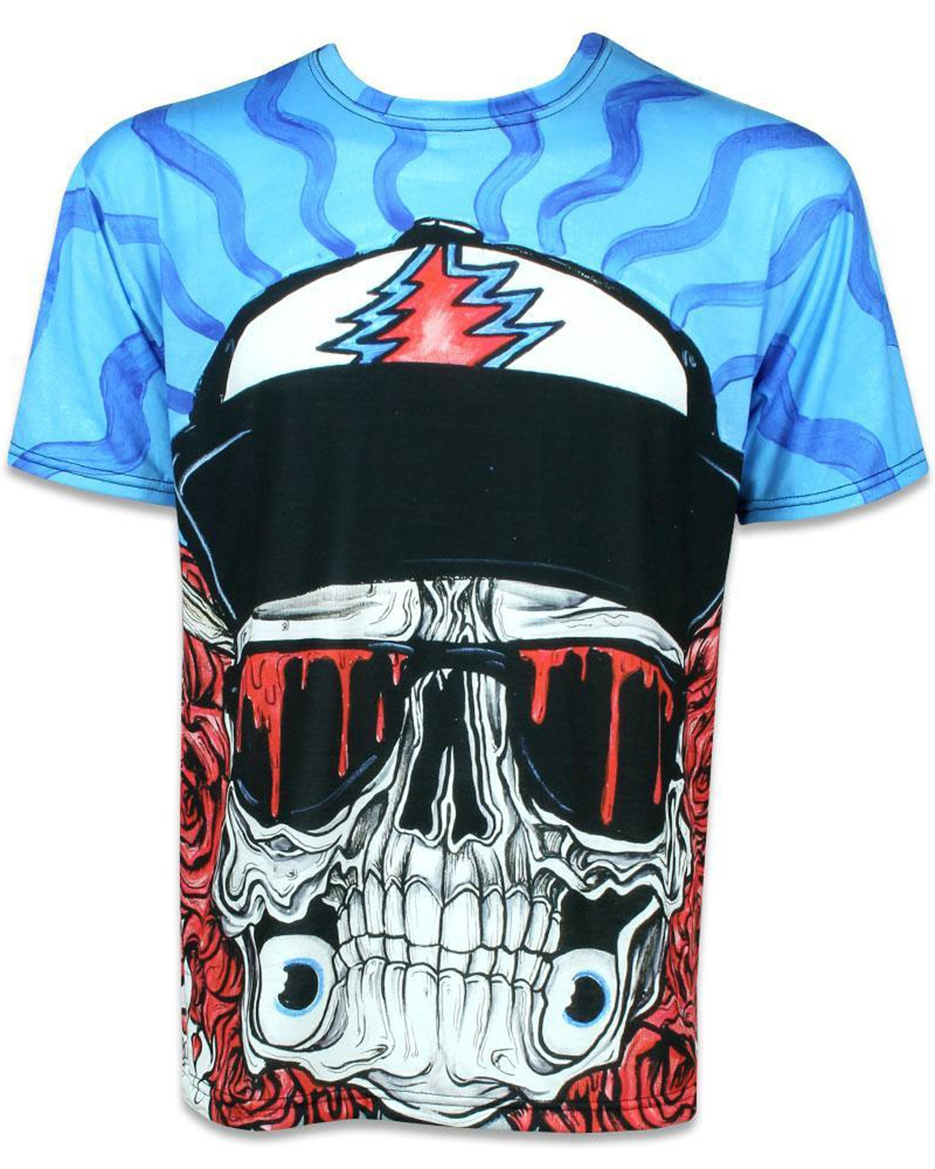Aaron Brooks Eazy E Rider Short Sleeve Men's T-Shirt (Front)