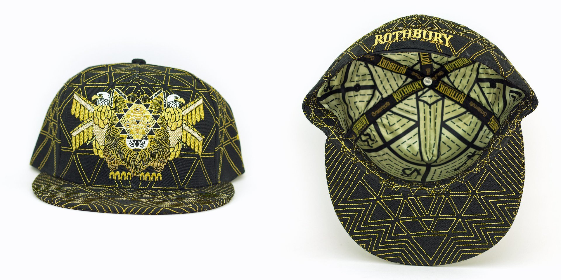 Rothbury Village 2017 Fitted Grassroots California Hat