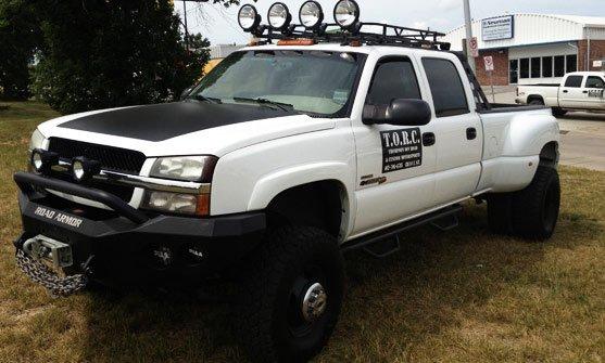 Customized Vehicle