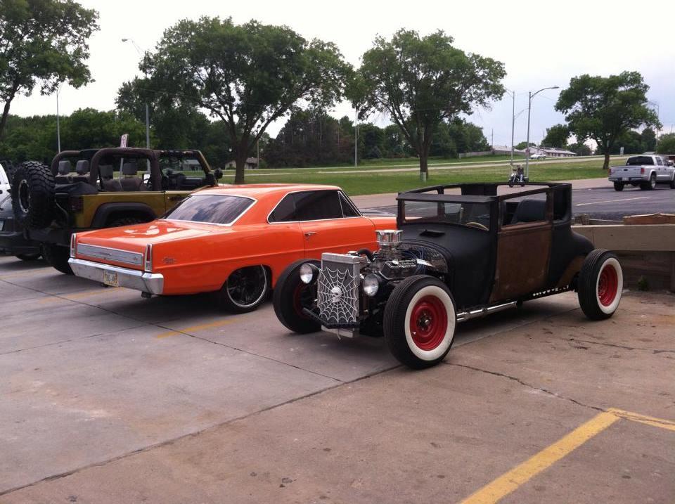 car restoration power upgrades