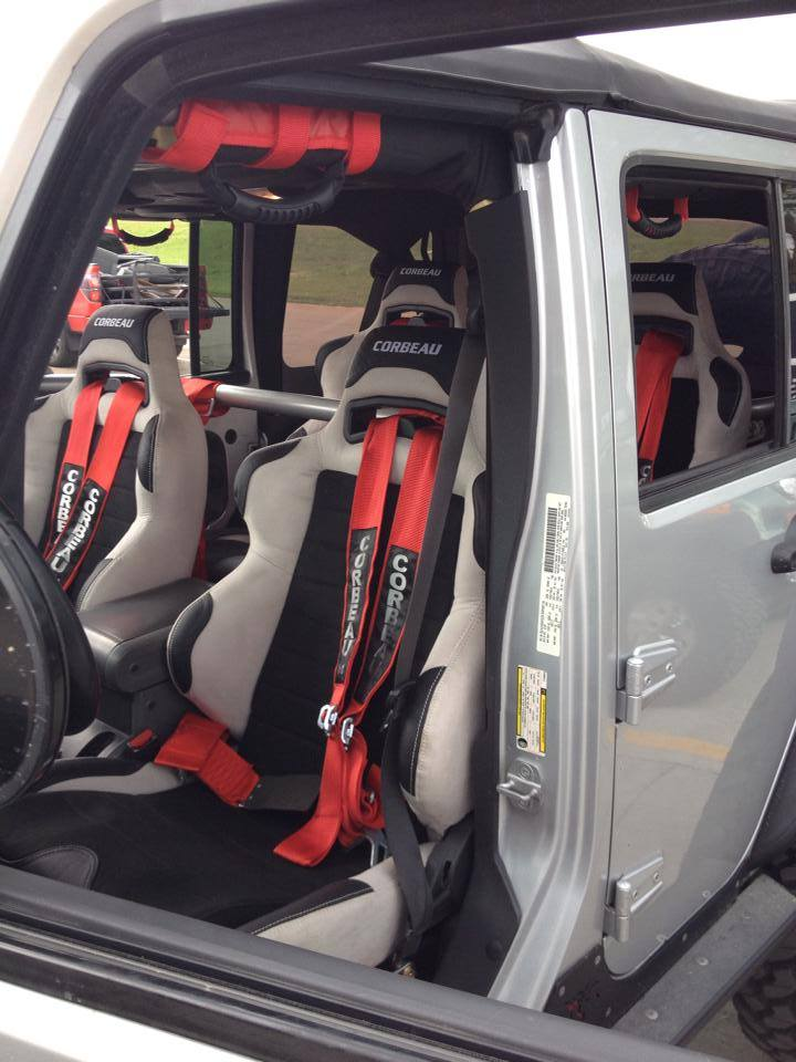 jeep interior upgrade